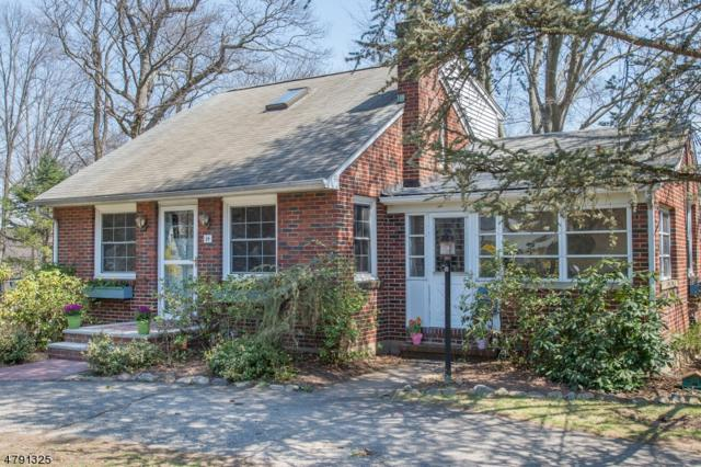 14 Woodcrest Rd, Parsippany-Troy Hills Twp., NJ 07005 (MLS #3460945) :: SR Real Estate Group