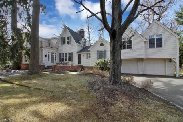 2 Tall Pine Ln, Millburn Twp., NJ 07078 (MLS #3461559) :: SR Real Estate Group