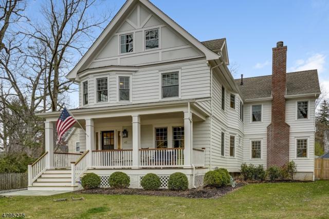 43 Shadyside Ave, Summit City, NJ 07901 (MLS #3462389) :: SR Real Estate Group