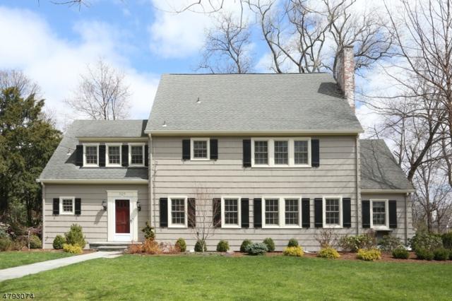 309 Greenway Rd, Ridgewood Village, NJ 07450 (MLS #3462808) :: William Raveis Baer & McIntosh