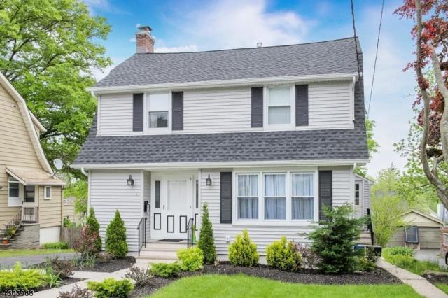 4 Harvard Ter, West Orange Twp., NJ 07052 (MLS #3471056) :: The Dekanski Home Selling Team