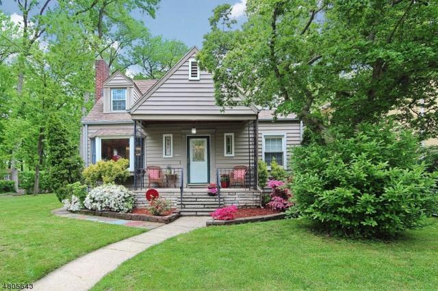 198 Arbor St, Cranford Twp., NJ 07016 (#3472115) :: Daunno Realty Services, LLC