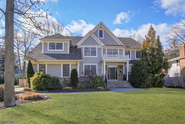 774 Knollwood Terrace, Westfield Town, NJ 07090 (MLS #3472257) :: The Sue Adler Team
