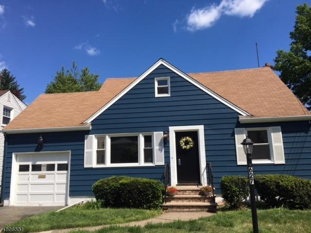627 Palisade Rd, Union Twp., NJ 07083 (MLS #3472946) :: Zebaida Group at Keller Williams Realty