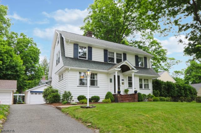118 Morningside Rd, Verona Twp., NJ 07044 (MLS #3474526) :: William Raveis Baer & McIntosh