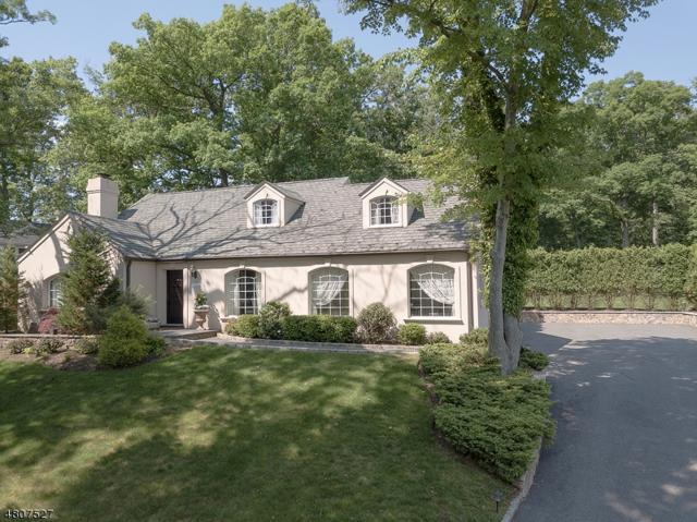 135 Parsonage Hill Rd, Millburn Twp., NJ 07078 (MLS #3474691) :: The Sue Adler Team