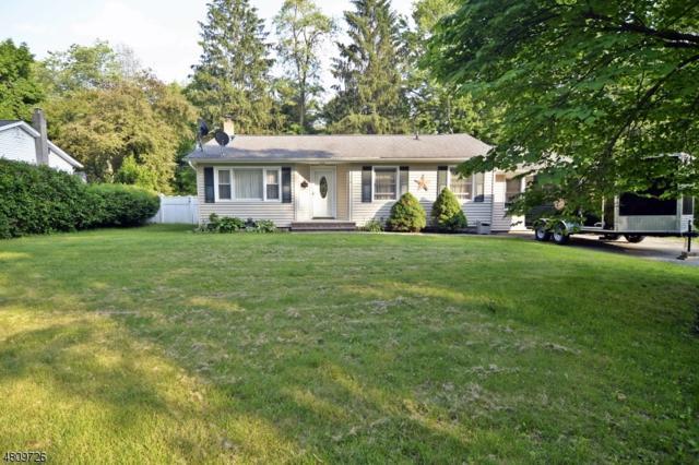 204 Lake Dr, Byram Twp., NJ 07874 (MLS #3476040) :: William Raveis Baer & McIntosh