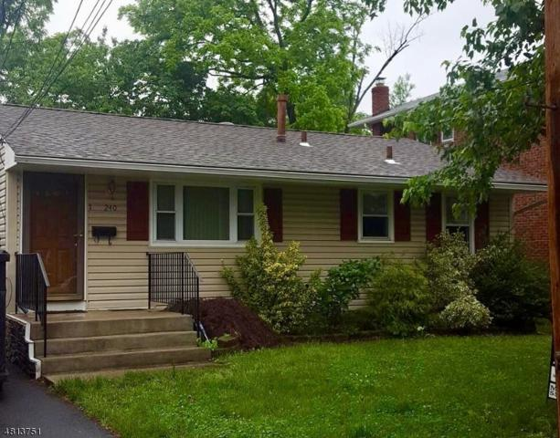 240 N 11Th St, Kenilworth Boro, NJ 07033 (MLS #3479667) :: The Dekanski Home Selling Team