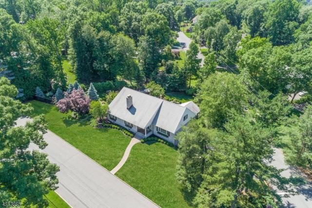 27 Tree Top Dr, Springfield Twp., NJ 07081 (MLS #3482841) :: SR Real Estate Group