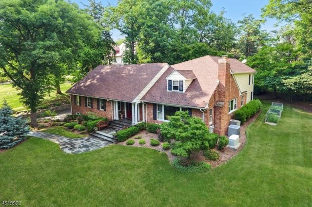 301 Hobart Ave, Millburn Twp., NJ 07078 (MLS #3486814) :: SR Real Estate Group