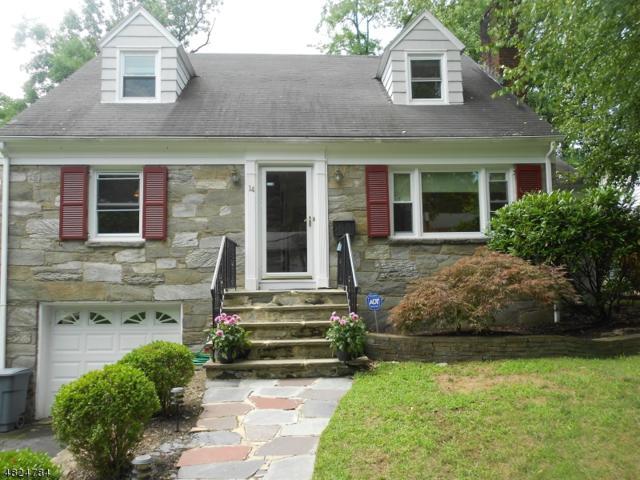 14 Evergreen Ter, Millburn Twp., NJ 07041 (MLS #3490043) :: The Sue Adler Team