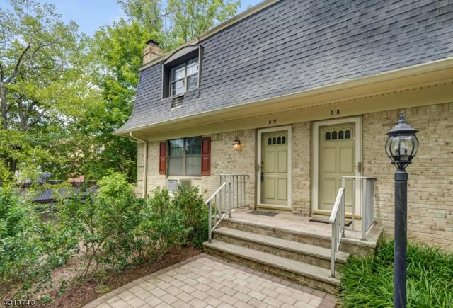768 Springfield Ave B9 B9, Summit City, NJ 07901 (MLS #3491423) :: The Dekanski Home Selling Team