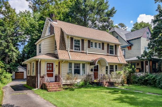 80 Watchung Ave, Montclair Twp., NJ 07043 (MLS #3491816) :: The Dekanski Home Selling Team