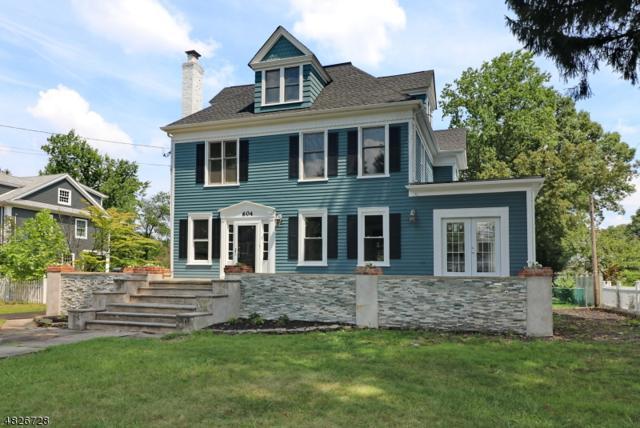 604 Willow St, Cranford Twp., NJ 07016 (MLS #3492389) :: The Dekanski Home Selling Team