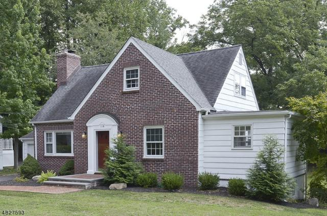 118 Hobart Ave, Millburn Twp., NJ 07078 (MLS #3493302) :: SR Real Estate Group