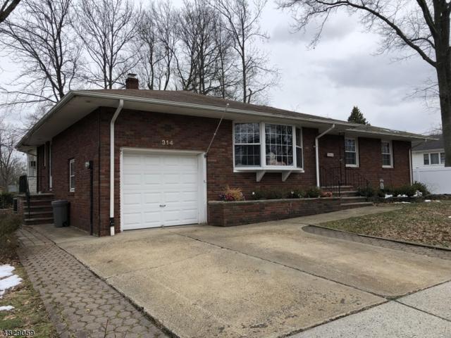 314 Denman Rd, Cranford Twp., NJ 07016 (MLS #3493933) :: The Dekanski Home Selling Team