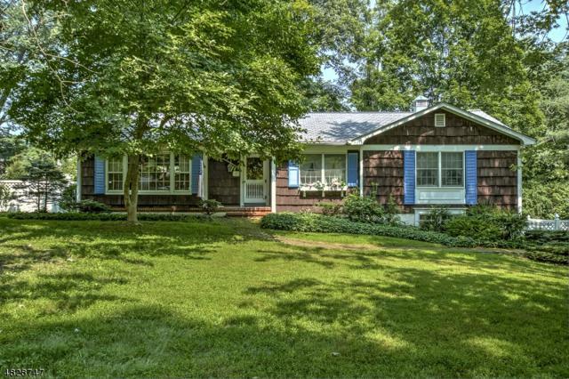 13 Hilltop Cir, Mendham Twp., NJ 07945 (MLS #3494038) :: SR Real Estate Group