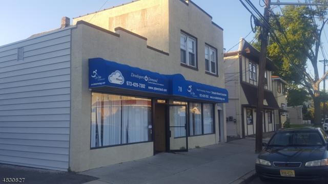 88 Broughton Ave, Bloomfield Twp., NJ 07003 (MLS #3495449) :: William Raveis Baer & McIntosh