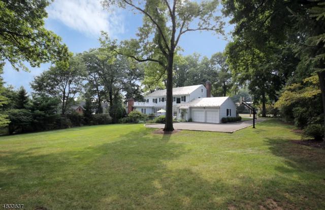 94 Highland Ave, Millburn Twp., NJ 07078 (MLS #3499063) :: William Raveis Baer & McIntosh