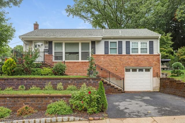 20 Valley View Dr, Morristown Town, NJ 07960 (#3499507) :: Group BK