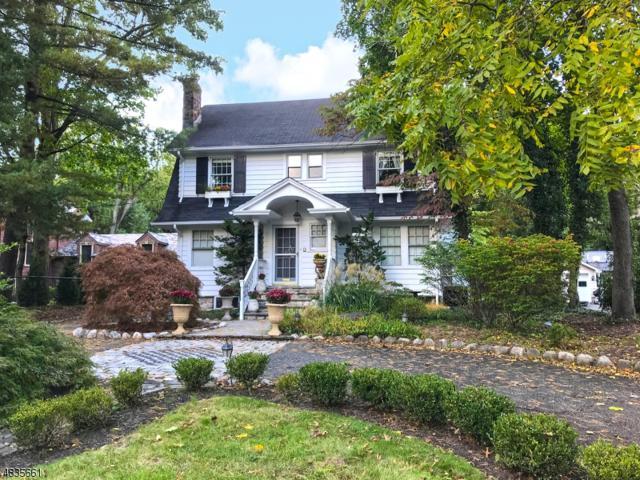 117 Hobart Ave, Millburn Twp., NJ 07078 (MLS #3499860) :: RE/MAX First Choice Realtors