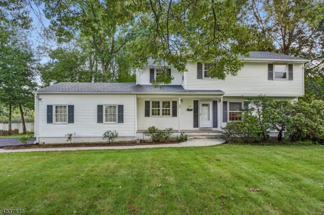 22 Country Club Rd, Livingston Twp., NJ 07039 (MLS #3501872) :: The Sue Adler Team