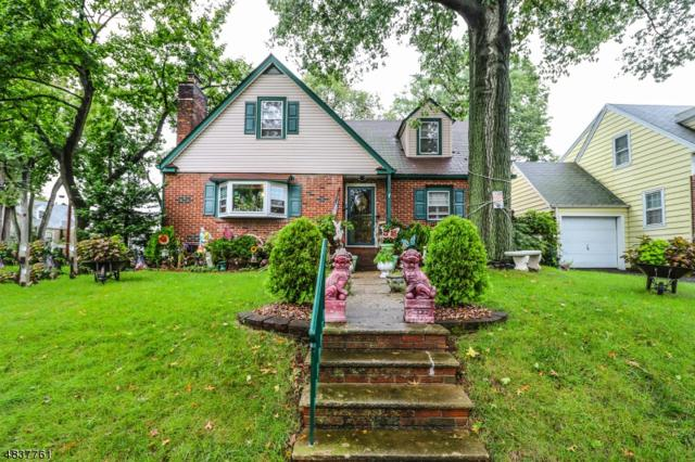 2716 De Witt Ter, Linden City, NJ 07036 (MLS #3501910) :: SR Real Estate Group