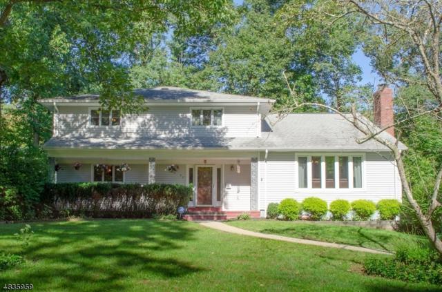 82 Gallinson Dr, New Providence Boro, NJ 07974 (MLS #3504675) :: SR Real Estate Group
