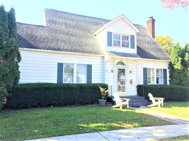 502 Madison St, Hackettstown Town, NJ 07840 (MLS #3506328) :: Coldwell Banker Residential Brokerage