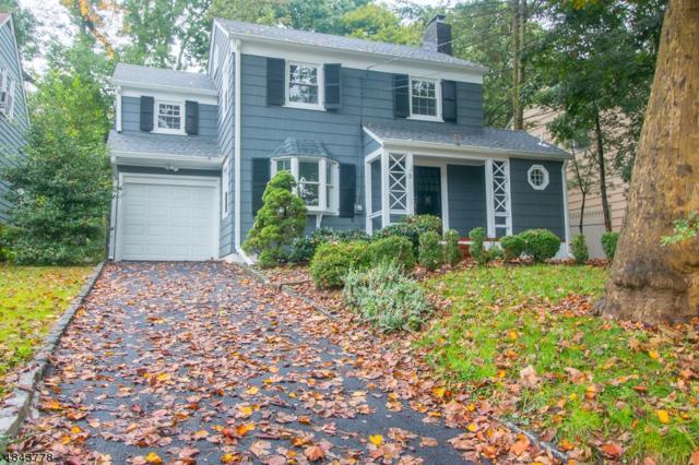 20 Plymouth Pl, Roseland Boro, NJ 07068 (MLS #3507522) :: SR Real Estate Group