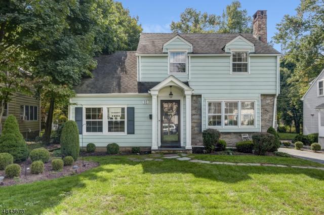 31 W End Ave, Summit City, NJ 07901 (MLS #3508096) :: The Dekanski Home Selling Team
