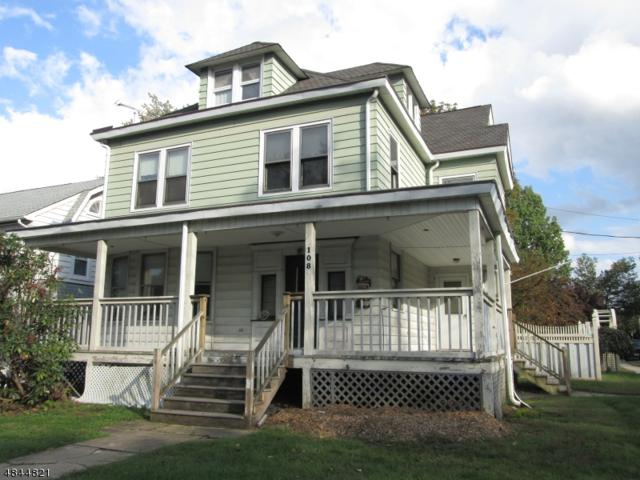 108 Lincoln Ave, Little Falls Twp., NJ 07424 (MLS #3508520) :: William Raveis Baer & McIntosh