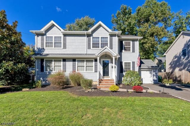 2107 Newark Ave, Scotch Plains Twp., NJ 07076 (MLS #3509817) :: The Dekanski Home Selling Team