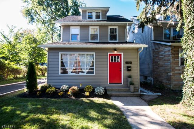 10 Parker Ave, Maplewood Twp., NJ 07040 (MLS #3510254) :: Zebaida Group at Keller Williams Realty