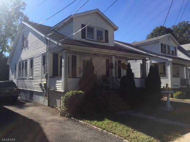 21 Rose Ave, Springfield Twp., NJ 07081 (MLS #3510276) :: The Dekanski Home Selling Team