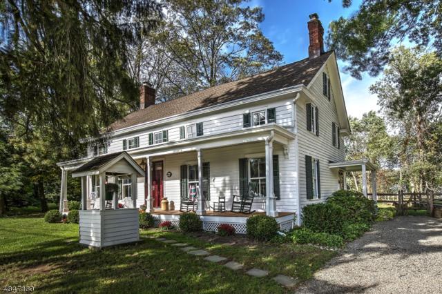 27 Village Rd, Harding Twp., NJ 07976 (MLS #3510907) :: SR Real Estate Group