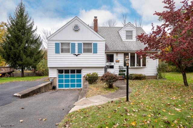 141 Passaic Ave, Roseland Boro, NJ 07068 (MLS #3512273) :: SR Real Estate Group