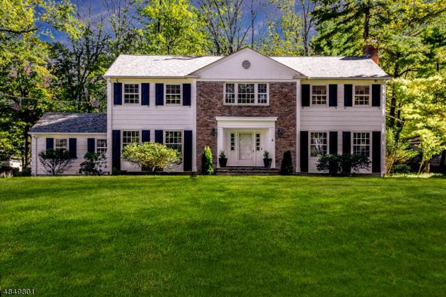 346 Long Hill Dr, Millburn Twp., NJ 07078 (MLS #3513148) :: The Sue Adler Team
