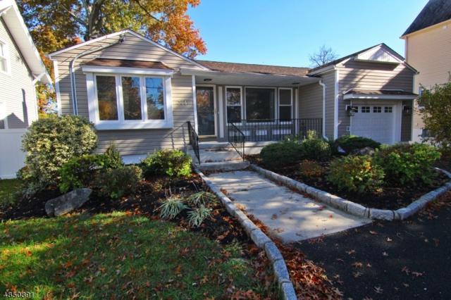 344 S Michigan Ave, Kenilworth Boro, NJ 07033 (MLS #3514574) :: The Dekanski Home Selling Team