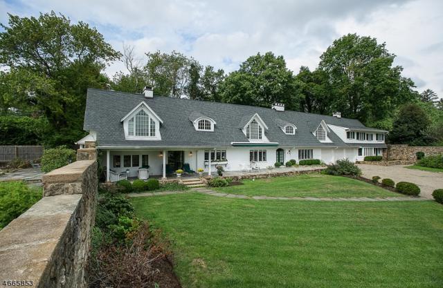 261 Post Kunhardt Rd, Bernardsville Boro, NJ 07924 (MLS #3515746) :: Coldwell Banker Residential Brokerage