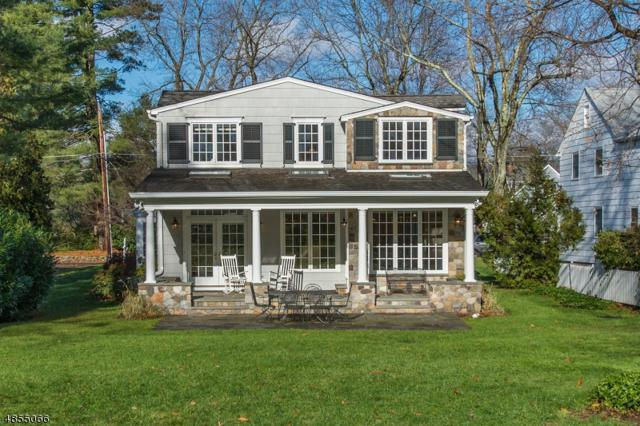 9 Williams Rd, Chatham Twp., NJ 07928 (MLS #3518089) :: Coldwell Banker Residential Brokerage
