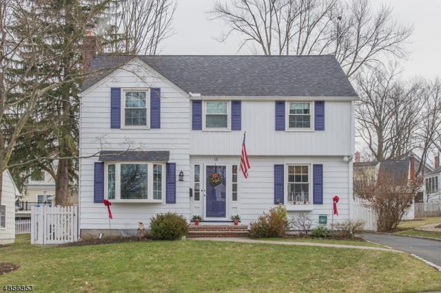 18 W Coleman Ave, Chatham Boro, NJ 07928 (MLS #3519713) :: SR Real Estate Group