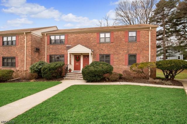55 Sandra Circle C2, Westfield Town, NJ 07090 (MLS #3519884) :: The Dekanski Home Selling Team