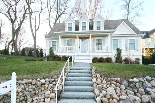 2 Gates Lane, Montclair Twp., NJ 07042 (MLS #3520046) :: Coldwell Banker Residential Brokerage