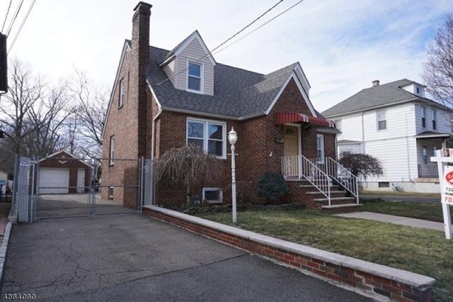 1268 Westfield Ave, Rahway City, NJ 07065 (MLS #3526153) :: Coldwell Banker Residential Brokerage