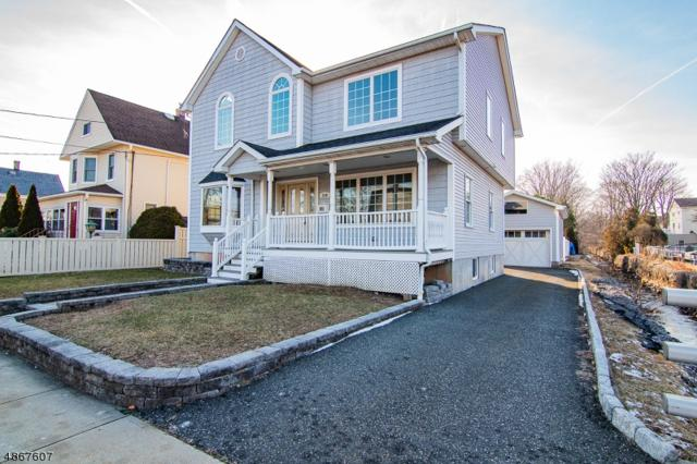 210 Center St, Garwood Boro, NJ 07027 (MLS #3529375) :: The Dekanski Home Selling Team