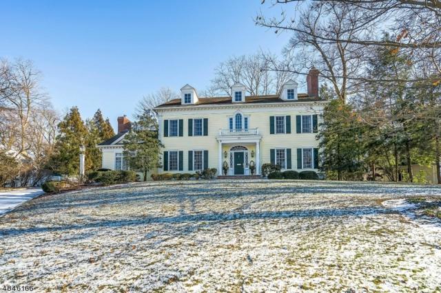135 Bellevue Ave, Summit City, NJ 07901 (MLS #3529492) :: SR Real Estate Group
