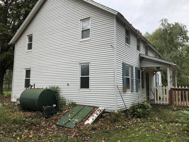 2 Frontage Rd, Blairstown Twp., NJ 07825 (#3530992) :: Daunno Realty Services, LLC