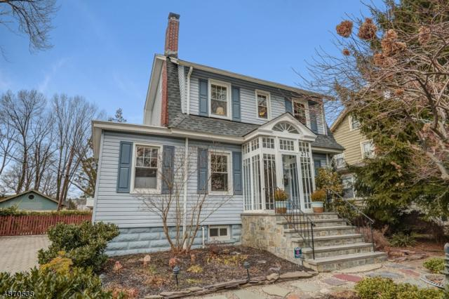 271 Tichenor Ave, South Orange Village Twp., NJ 07079 (MLS #3531777) :: Coldwell Banker Residential Brokerage