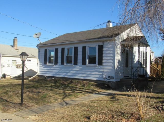 859 Hill St, Phillipsburg Town, NJ 08865 (MLS #3532079) :: Coldwell Banker Residential Brokerage
